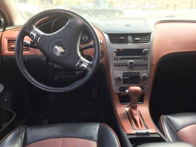 2009 Chevrolet Malibu LTZ 4dr Sedan w/HFV6 Engine Package - Butte MT