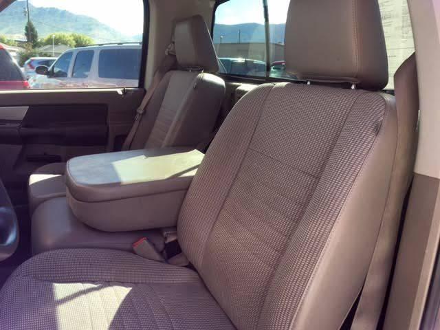 2008 Dodge Ram Pickup 1500 SLT 2dr Regular Cab 4WD SB - Butte MT