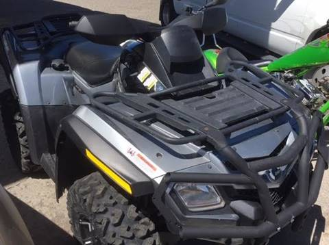 2011 Can-Am Outlander™