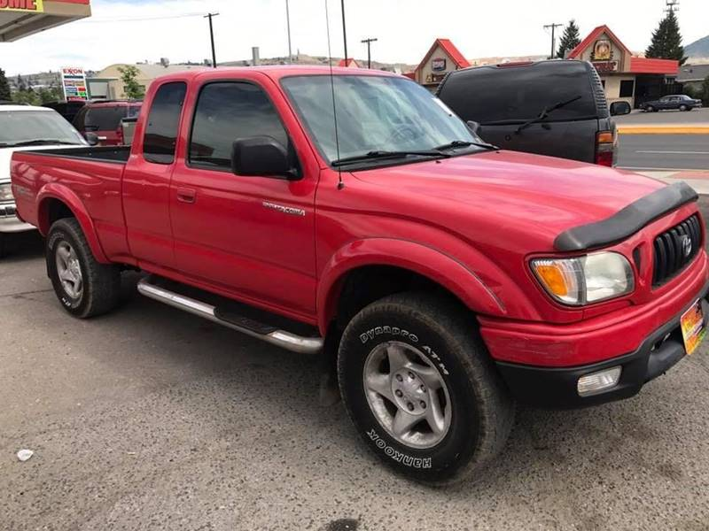 2004 Toyota Tacoma 2dr Xtracab V6 4WD SB - Butte MT