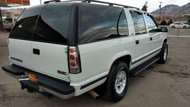 1998 GMC Suburban 4dr K1500 4WD SUV - Butte MT