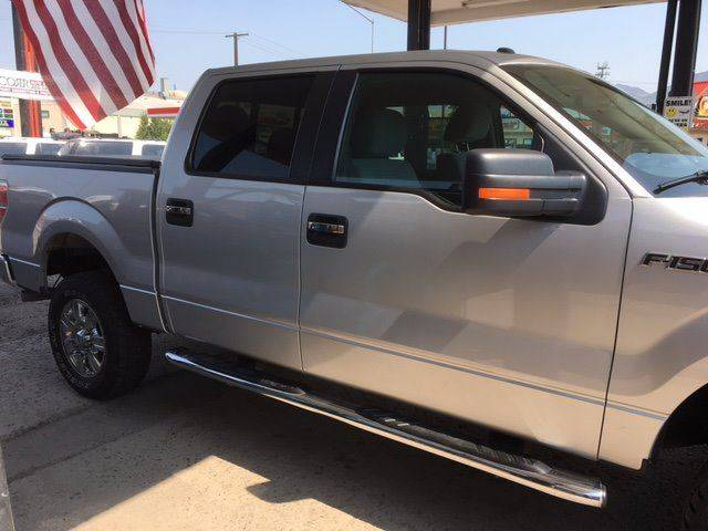 2011 Ford F-150 4x4 XLT 4dr SuperCrew Styleside 5.5 ft. SB - Butte MT