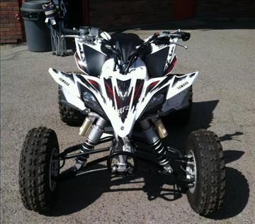 2013 Yamaha 4 Wheeler