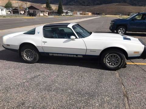 1981 Pontiac Firebird for sale in Butte, MT