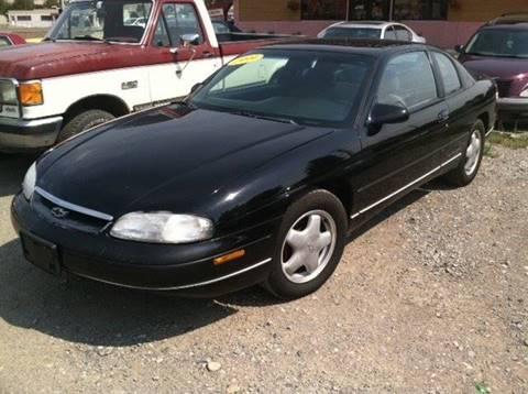 1999 Chevrolet Monte Carlo for sale in Butte, MT