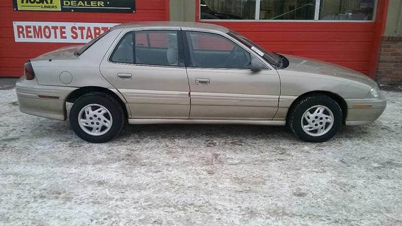 1996 Pontiac Grand Am SE 4dr Sedan - Butte MT