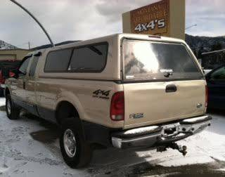 2001 Ford F-350 Super Duty 4dr SuperCab Lariat 4WD LB - Butte MT