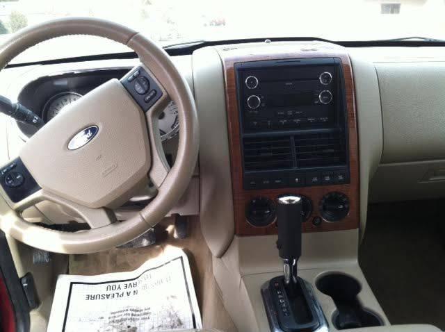2008 Ford Explorer 4x4 Eddie Bauer 4dr SUV (V6) - Butte MT