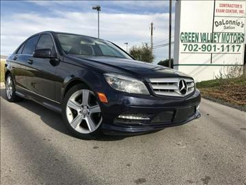 2011 Mercedes-Benz C-Class for sale in Las Vegas, NV