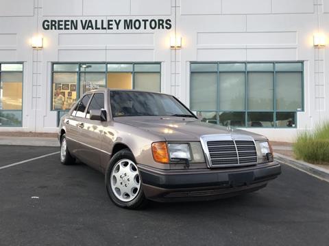 1993 Mercedes Benz 400 Class