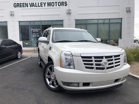 2011 Cadillac Escalade for sale in Las Vegas, NV