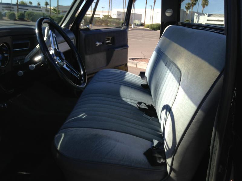 1975 Chevrolet C/K 10 Series SHORT BED - Las Vegas NV