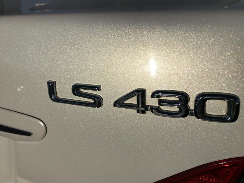 2004 Lexus LS 430 4dr Sedan - Las Vegas NV