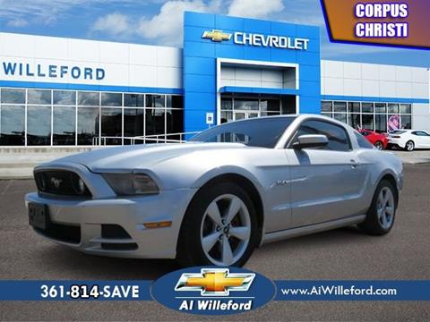 2013 Ford Mustang for sale in Portland, TX