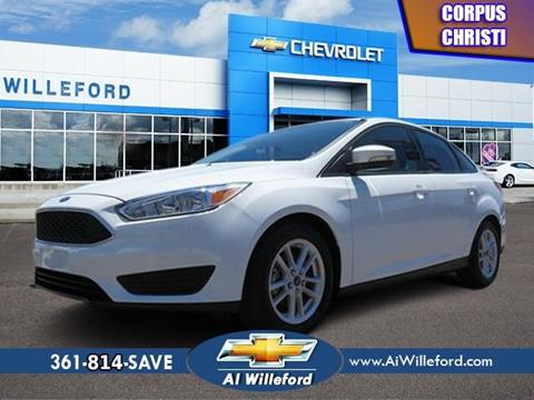2016 Ford Focus for sale in Portland TX