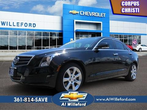 2014 Cadillac ATS for sale in Portland, TX