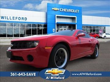 2010 Chevrolet Camaro for sale in Portland, TX