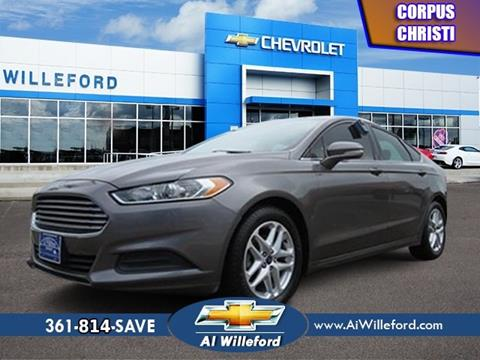 2014 Ford Fusion for sale in Portland, TX