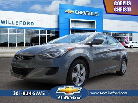 2013 Hyundai Elantra for sale in Portland, TX