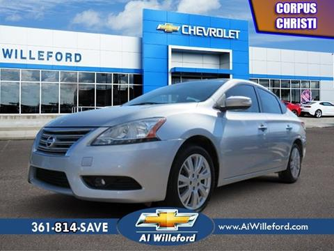 2014 Nissan Sentra for sale in Portland TX