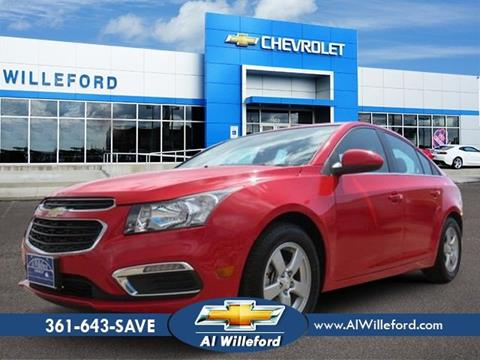 2016 Chevrolet Cruze Limited for sale in Portland, TX