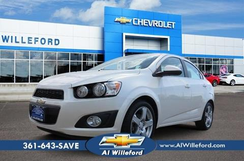 2013 Chevrolet Sonic for sale in Portland, TX