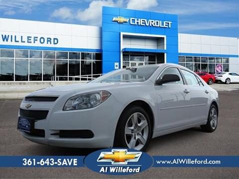 2012 Chevrolet Malibu for sale in Portland, TX