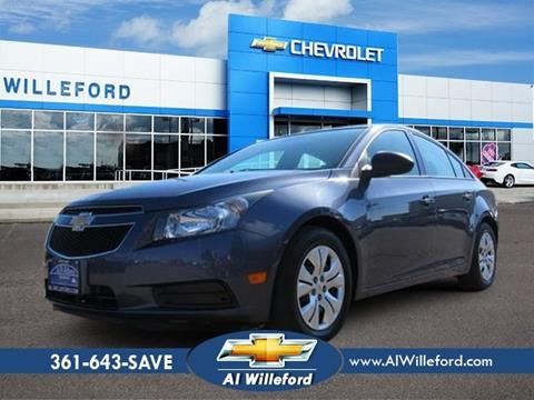 2014 Chevrolet Cruze for sale in Portland, TX