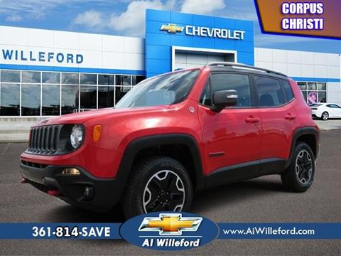 2016 Jeep Renegade for sale in Portland TX
