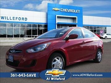 2014 Hyundai Accent for sale in Portland, TX