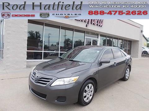 2010 Toyota Camry for sale in Winchester, KY