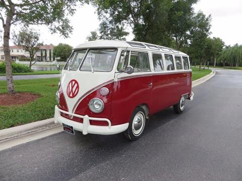 1969 Volkswagen Bus for sale in Doral, FL