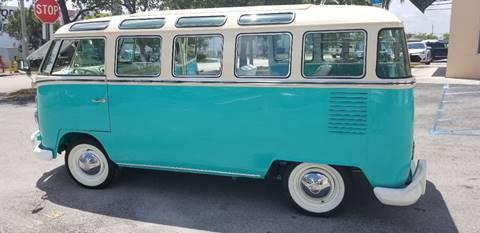 ad59cbf1d1 Used Volkswagen Bus For Sale in Florida - Carsforsale.com®