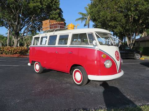 1970 Volkswagen Bus for sale at ADVANCE AUTOMALL in Doral FL