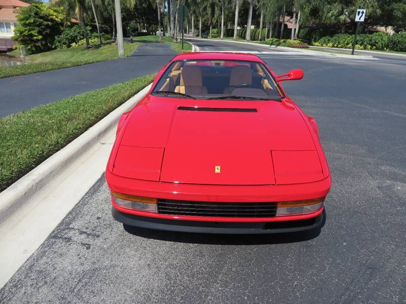 1986 Ferrari Testarossa for sale at ADVANCE AUTOMALL in Doral FL