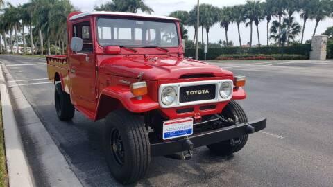 1980 Toyota Land Cruiser FJ45