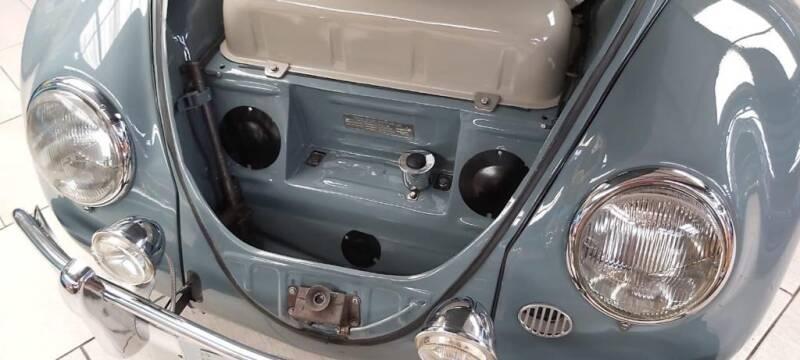 1960 Volkswagen Beetle  - Doral FL