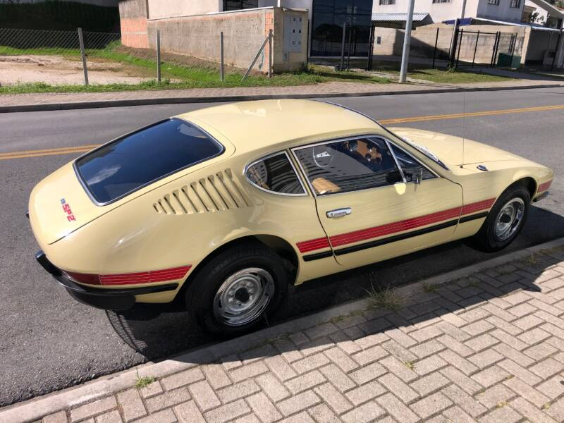 1976 Volkswagen Karmann Ghia Volkswagen SP2 - Doral FL