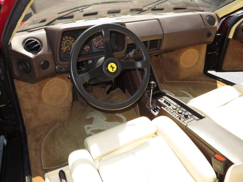 1985 Ferrari Testarossa RARE FLYING MIRROR - Doral FL