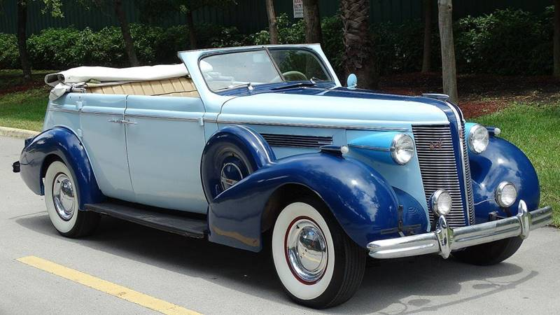 1937 Buick Century for sale at ADVANCE AUTOMALL in Doral FL