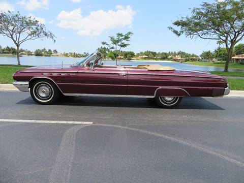 1962 Buick Electra for sale in Doral, FL