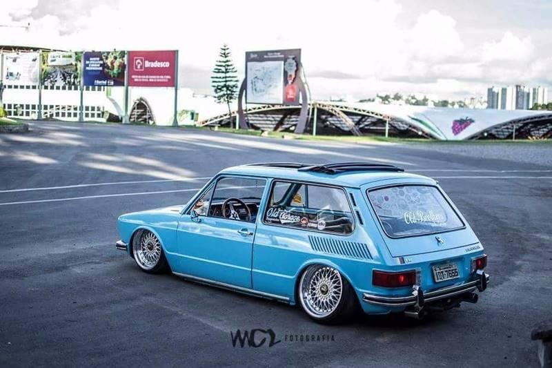 1975 Volkswagen BRASILIA for sale at ADVANCE AUTOMALL in Doral FL