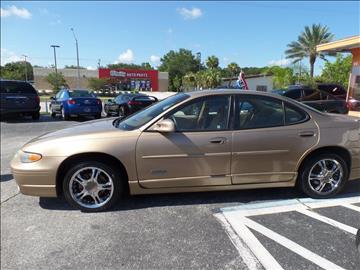 1999 Pontiac Grand Prix for sale in Cocoa, FL