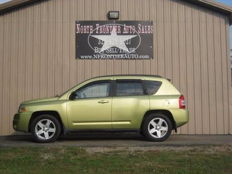 2010 Jeep Compass for sale in Pine City, MN