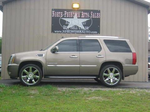 2007 Cadillac Escalade for sale in Pine City, MN