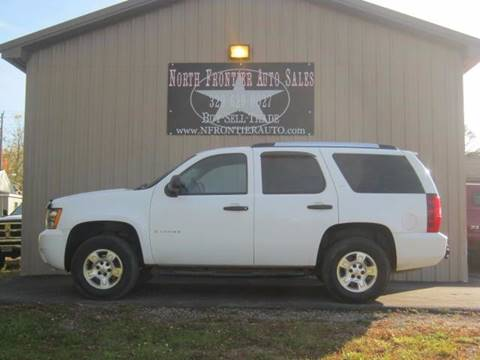 2009 Chevrolet Tahoe for sale in Pine City, MN