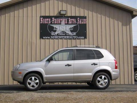 2005 Hyundai Tucson for sale in Pine City, MN