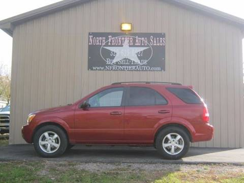 2008 Kia Sorento for sale in Pine City, MN