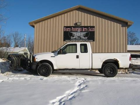Frontier Auto Sales >> North Frontier Auto Sales Used Cars Pine City Mn Dealer