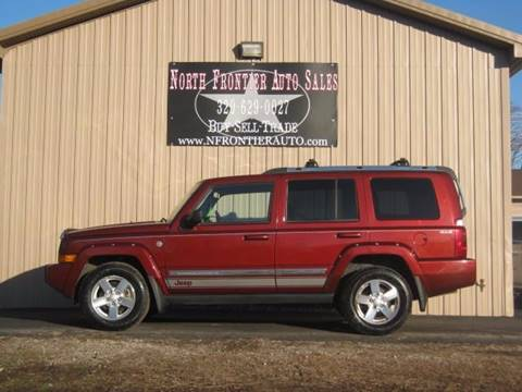 2007 Jeep Commander for sale in Pine City, MN